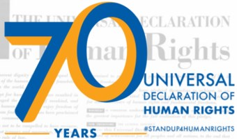 Universal Declaration of Human Rights (UDHR) 70 years
